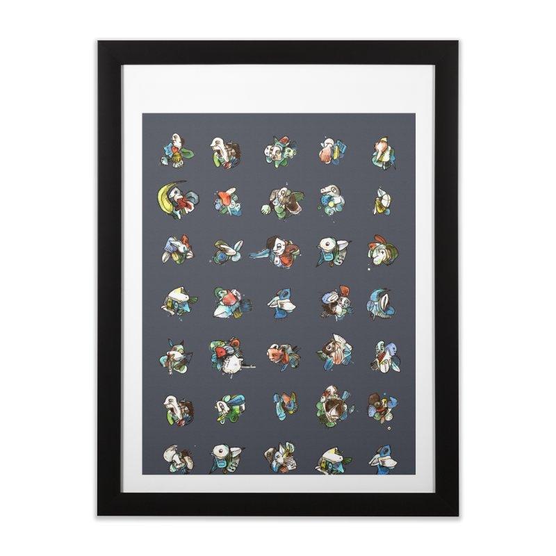 Essences Extracts II Home Framed Fine Art Print by Peer Kriesel's Artist Shop