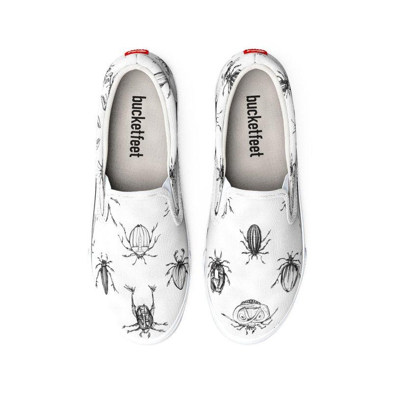 FRTZN Käfer/Beetle Men's Shoes by Peer Kriesel's Artist Shop