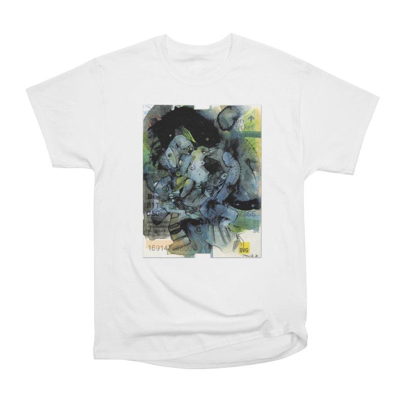 Fahrkarte Berlin 1600 Men's T-Shirt by Peer Kriesel's Artist Shop