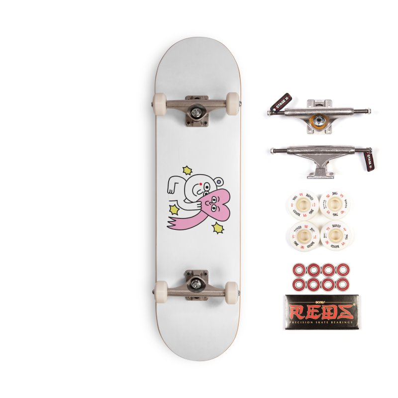amoxo Accessories Complete - Pro Skateboard by PEIPER's Artist Shop