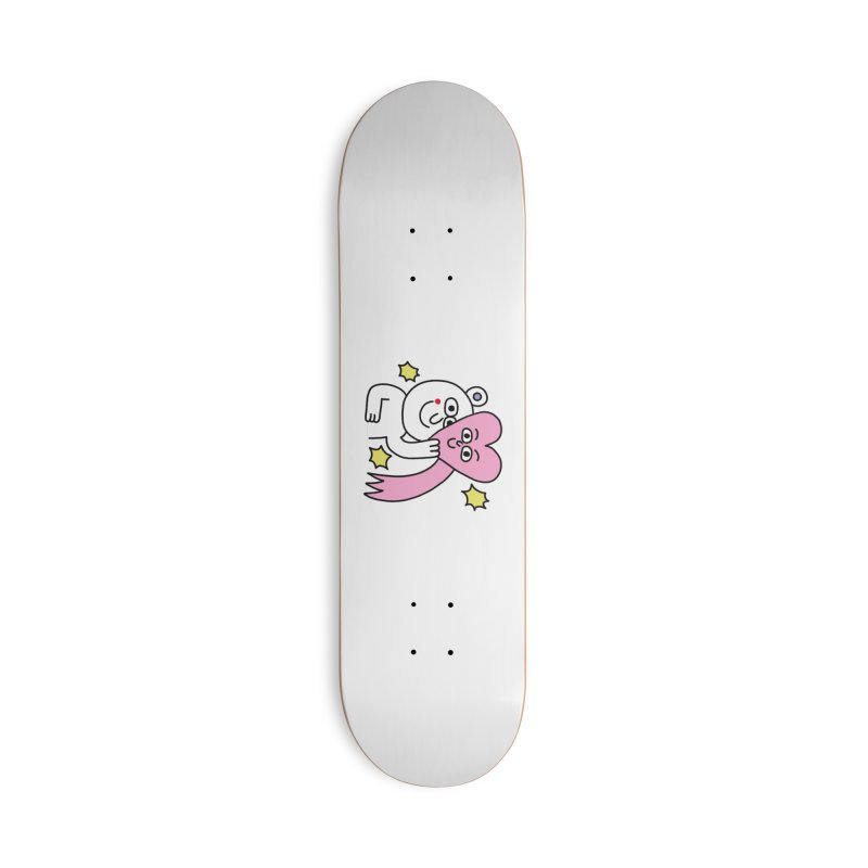 amoxo Accessories Deck Only Skateboard by PEIPER's Artist Shop