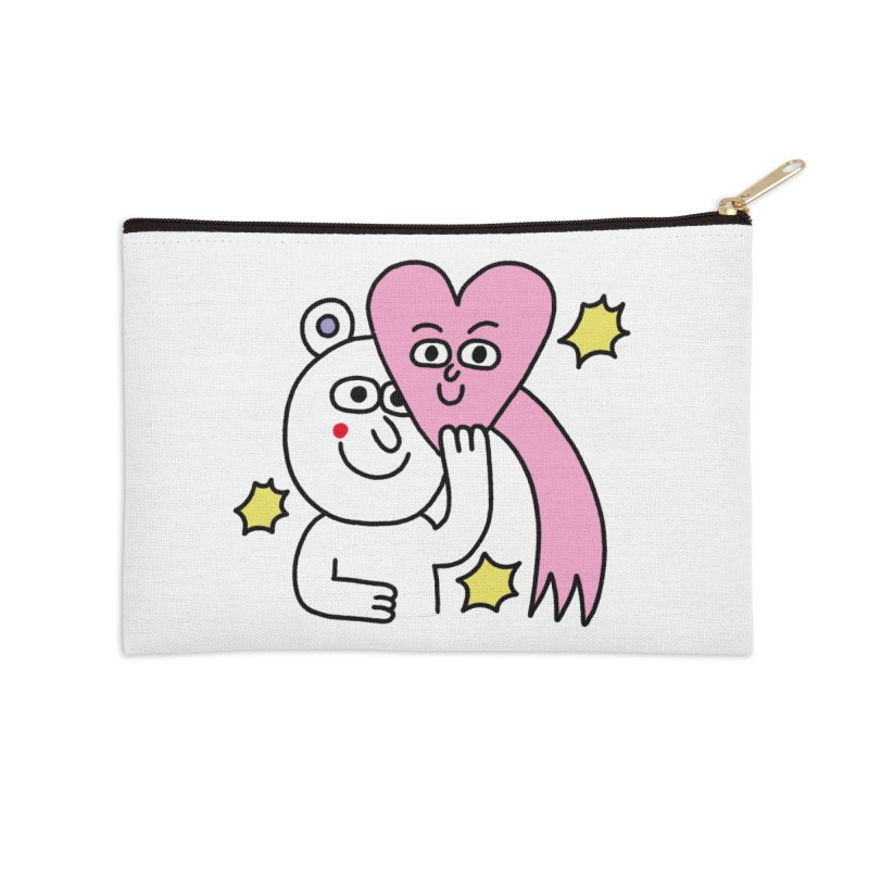 amoxo Accessories Zip Pouch by PEIPER's Artist Shop