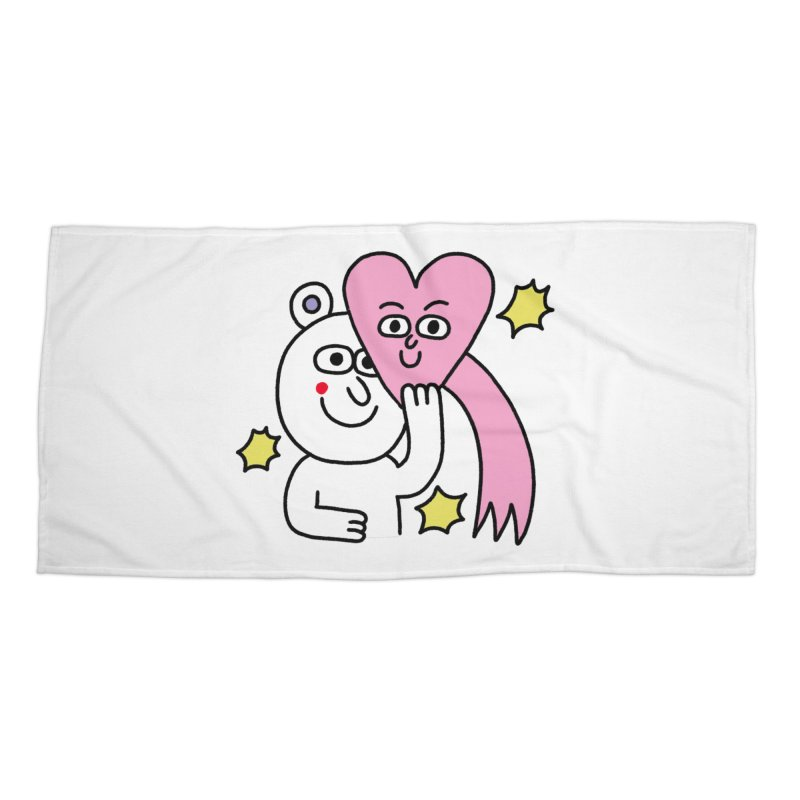 amoxo Accessories Beach Towel by PEIPER's Artist Shop
