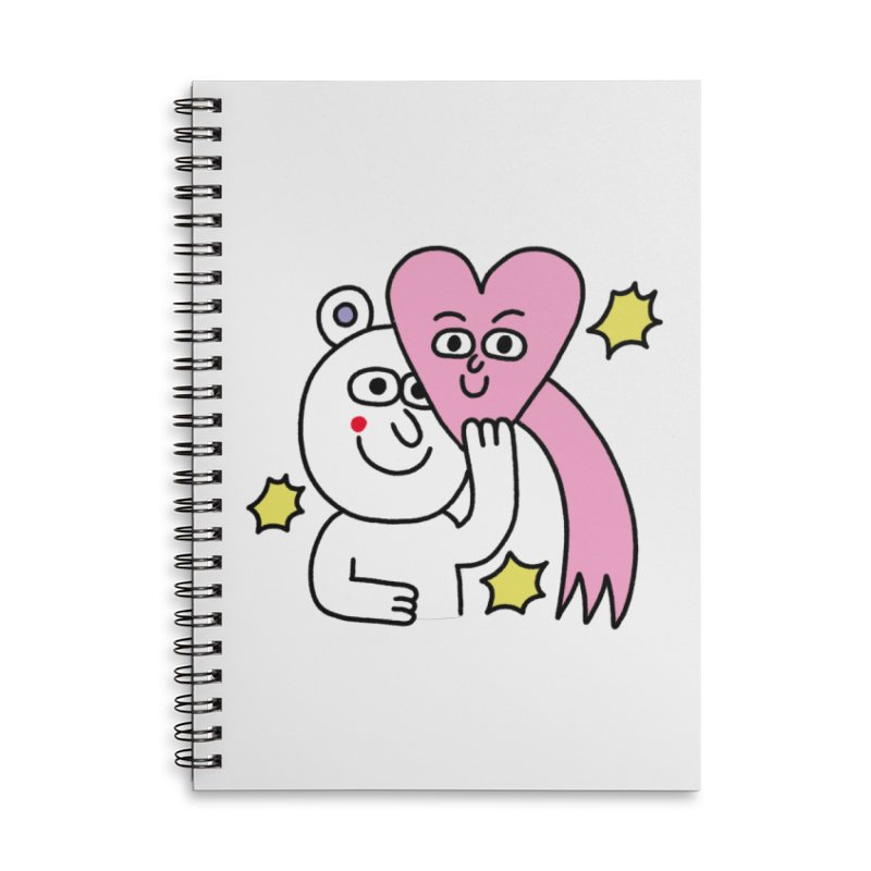 amoxo Accessories Notebook by PEIPER's Artist Shop
