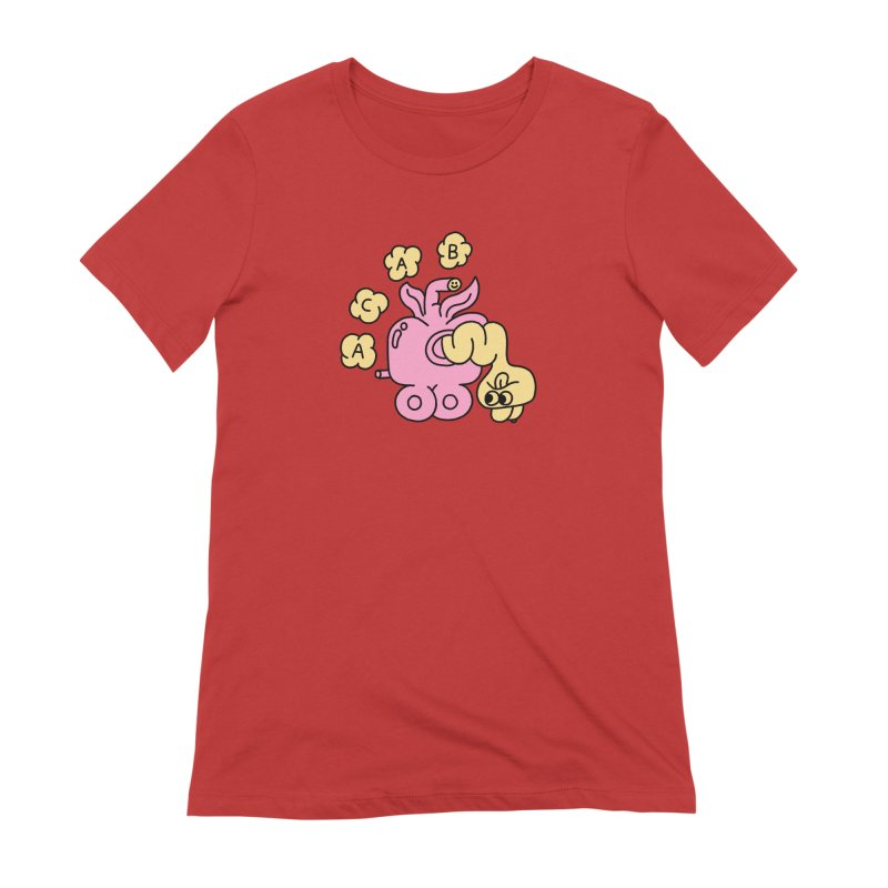 Acab Women's Extra Soft T-Shirt by PEIPER's Artist Shop