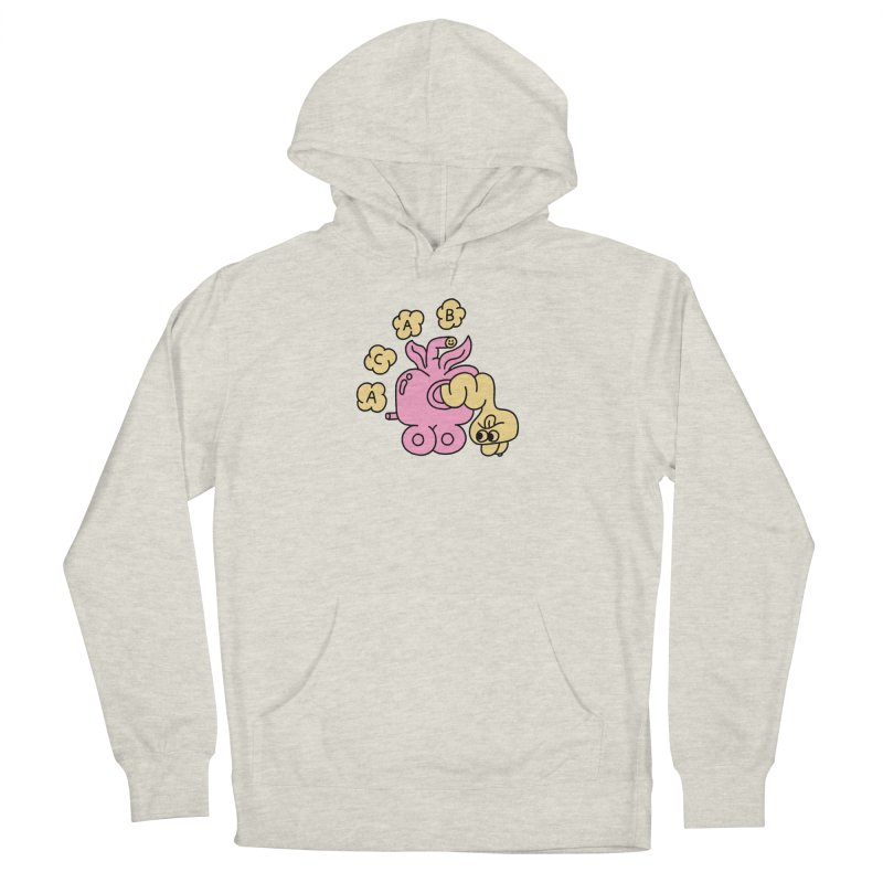 Acab Women's French Terry Pullover Hoody by PEIPER's Artist Shop