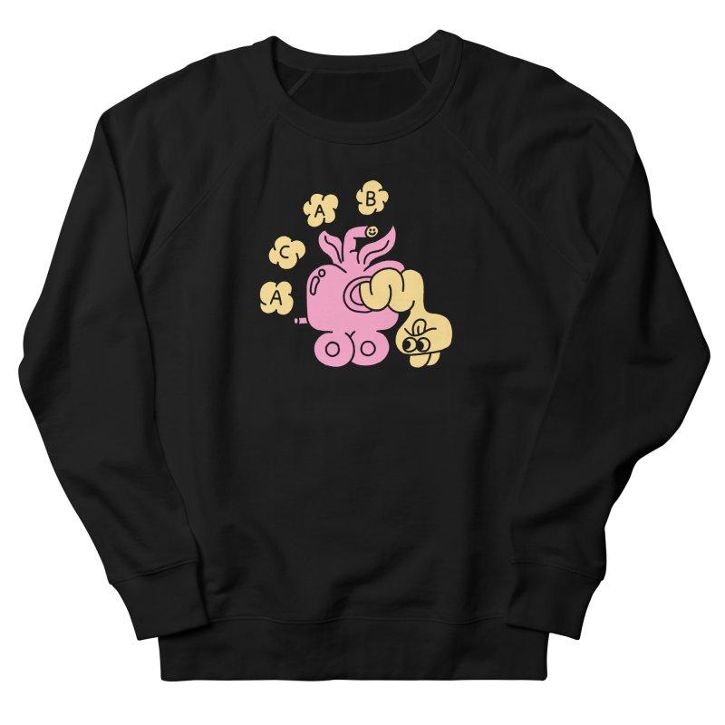 Acab Women's French Terry Sweatshirt by PEIPER's Artist Shop