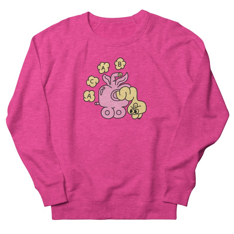 Acab Men's French Terry Sweatshirt by PEIPER's Artist Shop