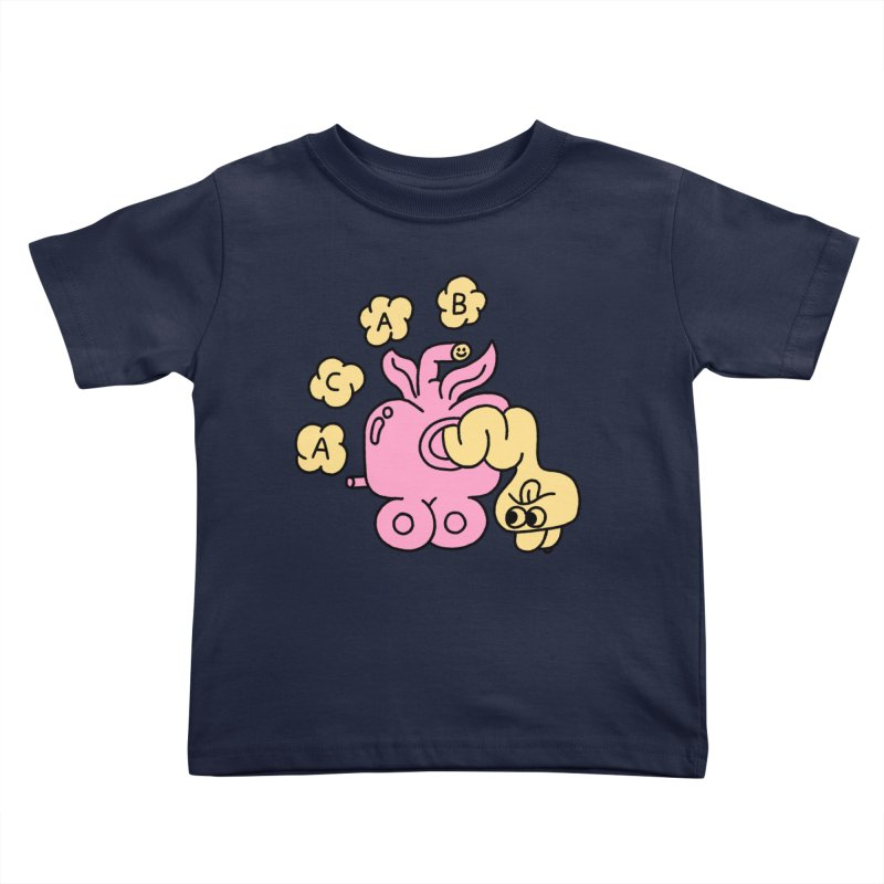 Acab Kids Toddler T-Shirt by PEIPER's Artist Shop