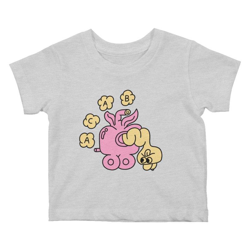 Acab Kids Baby T-Shirt by PEIPER's Artist Shop