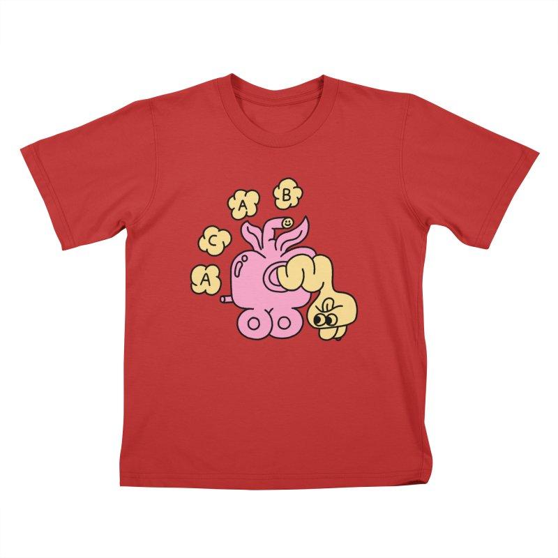 Acab Kids T-Shirt by PEIPER's Artist Shop