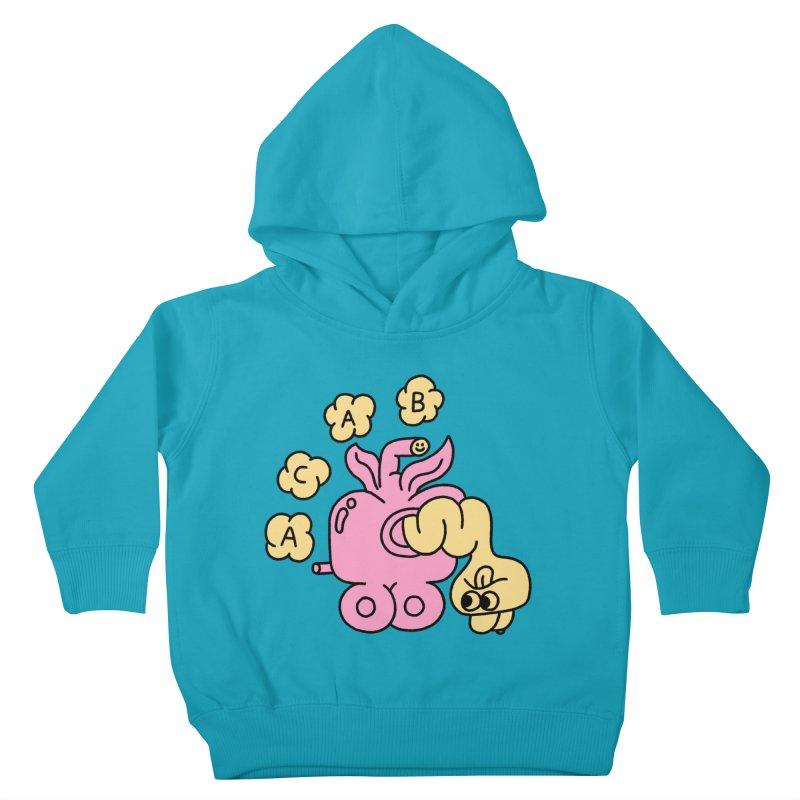 Acab Kids Toddler Pullover Hoody by PEIPER's Artist Shop