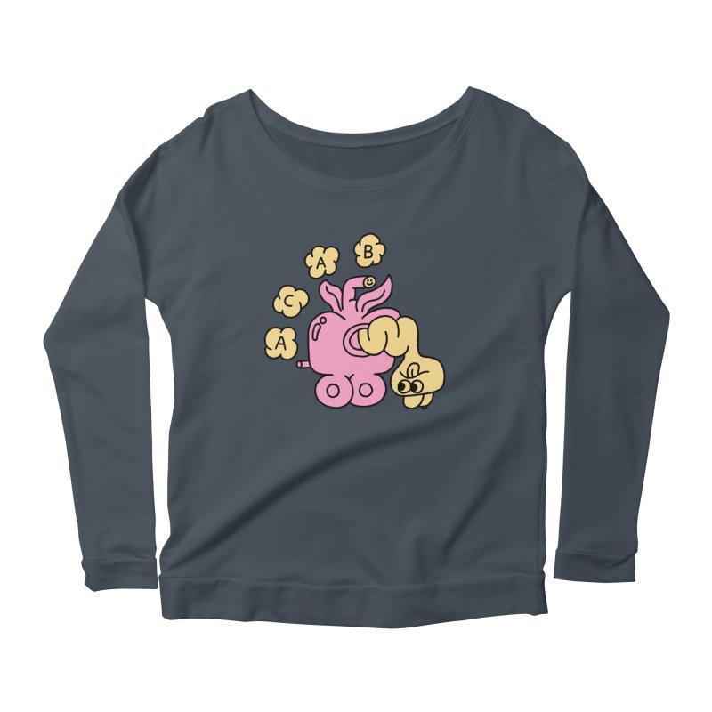 Acab Women's Scoop Neck Longsleeve T-Shirt by PEIPER's Artist Shop