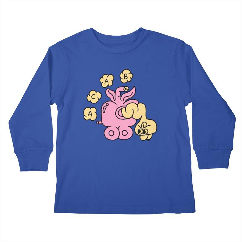Acab Kids Longsleeve T-Shirt by PEIPER's Artist Shop
