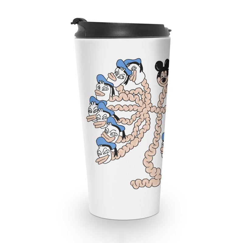 Donickey Accessories Travel Mug by PEIPER's Artist Shop