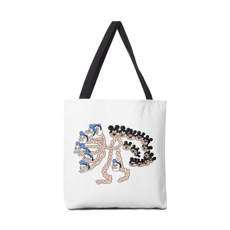Donickey Accessories Tote Bag Bag by PEIPER's Artist Shop