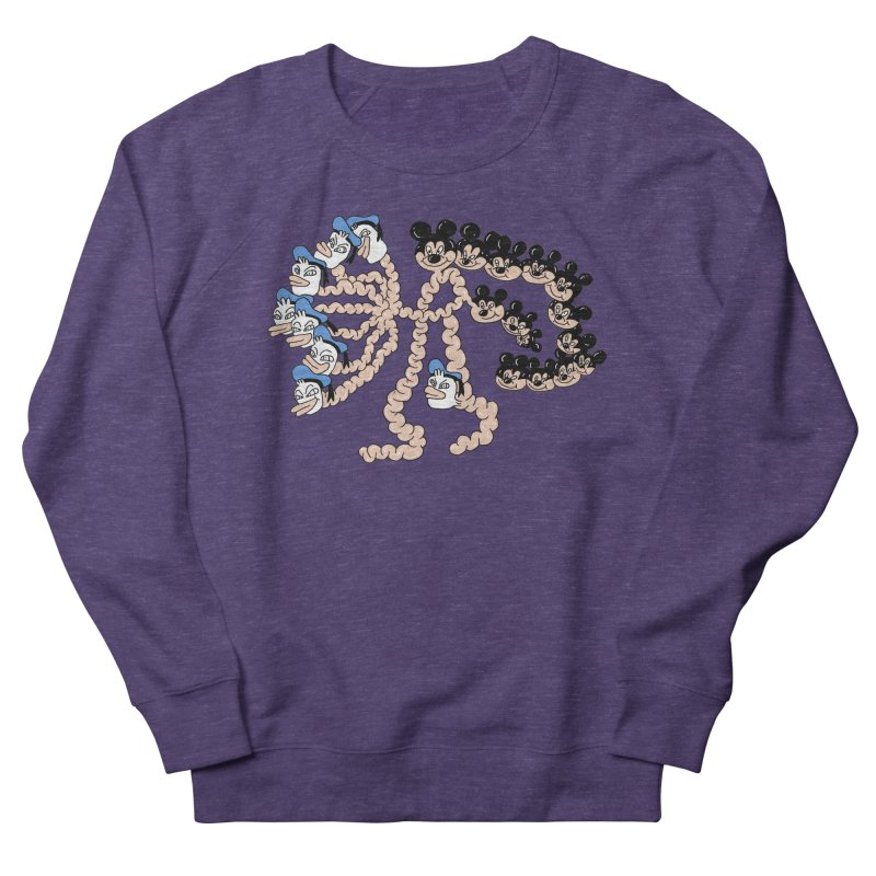 Donickey Women's French Terry Sweatshirt by PEIPER's Artist Shop