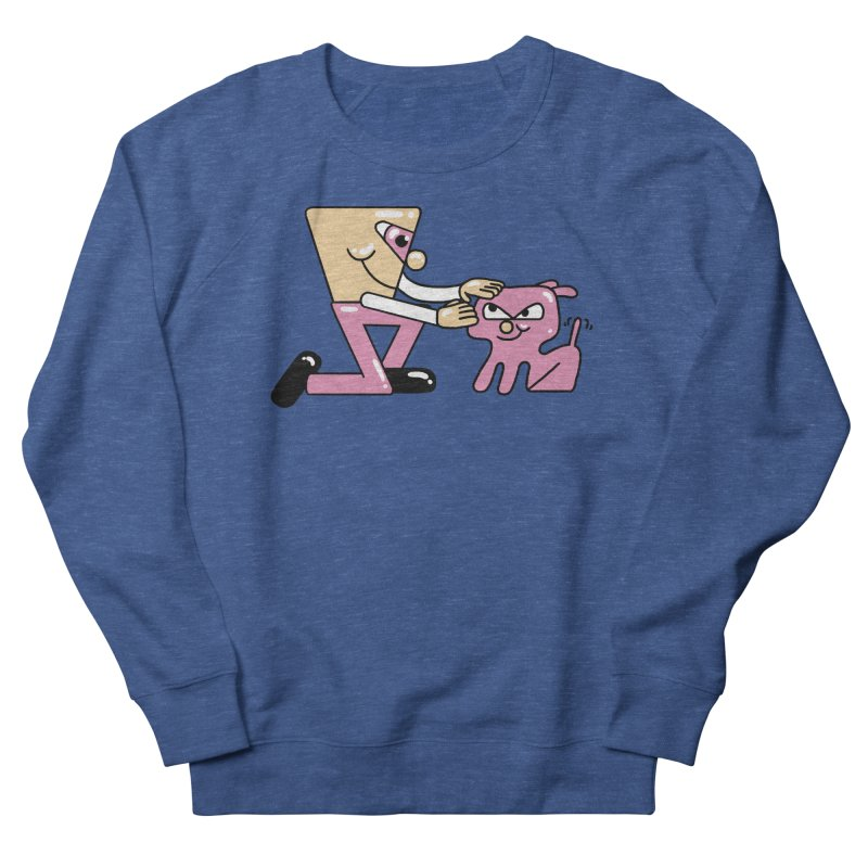caricia Women's French Terry Sweatshirt by PEIPER's Artist Shop