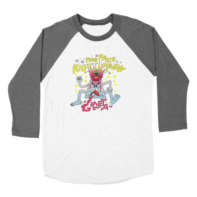 kill your mental police Men's Baseball Triblend Longsleeve T-Shirt by PEIPER's Artist Shop