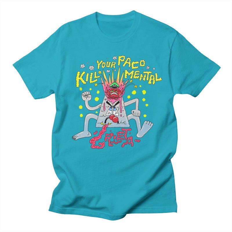 kill your mental police Women's Regular Unisex T-Shirt by PEIPER's Artist Shop