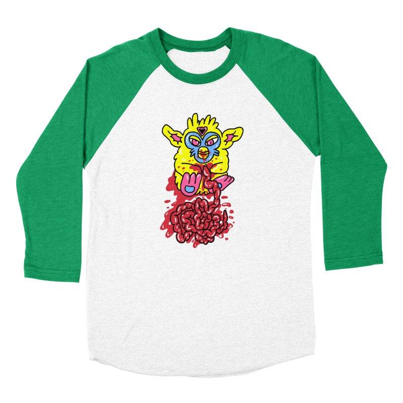 poor furby Women's Baseball Triblend Longsleeve T-Shirt by PEIPER's Artist Shop