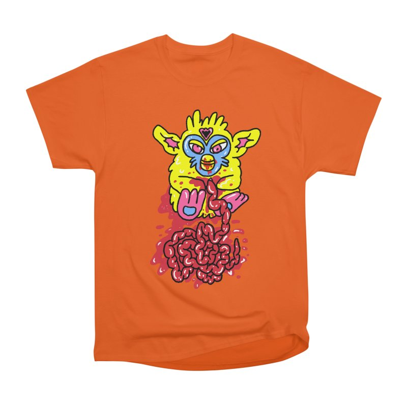 poor furby Women's Heavyweight Unisex T-Shirt by PEIPER's Artist Shop