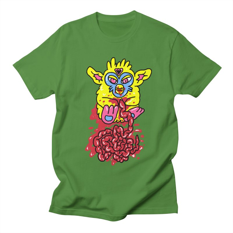 poor furby Men's Regular T-Shirt by PEIPER's Artist Shop