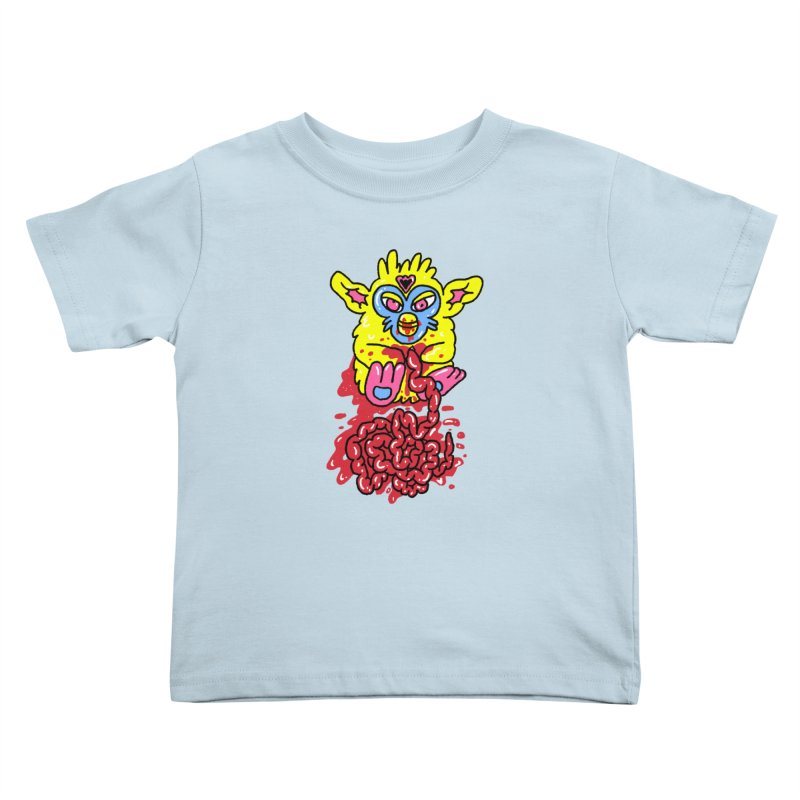 poor furby Kids Toddler T-Shirt by PEIPER's Artist Shop