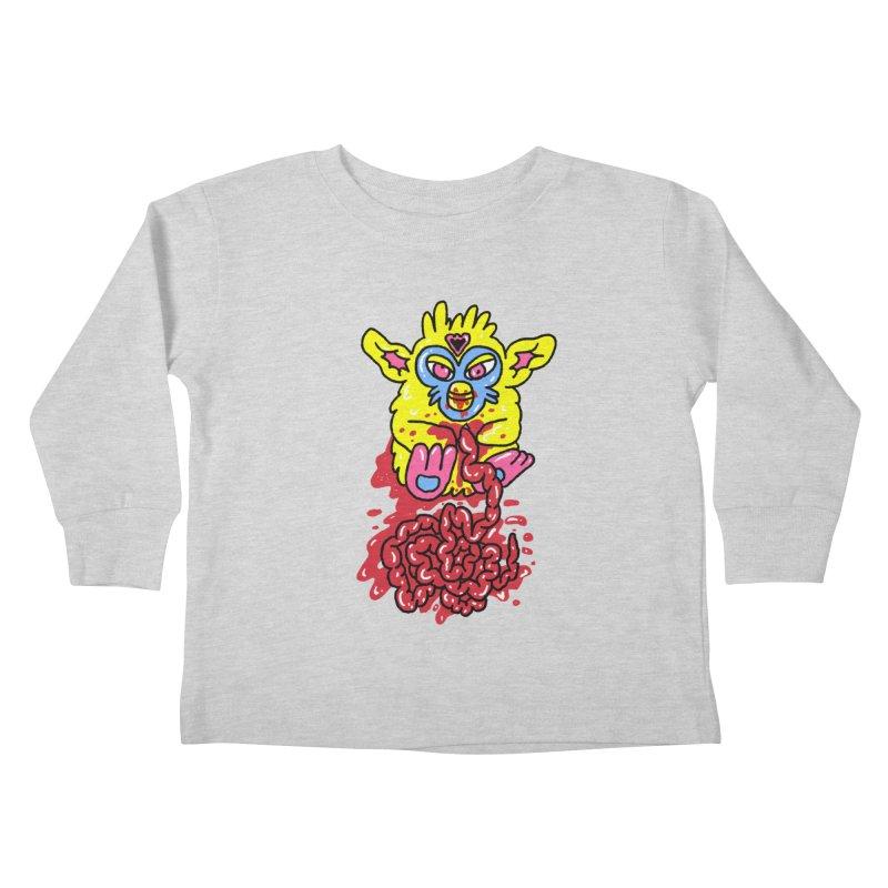 poor furby Kids Toddler Longsleeve T-Shirt by PEIPER's Artist Shop