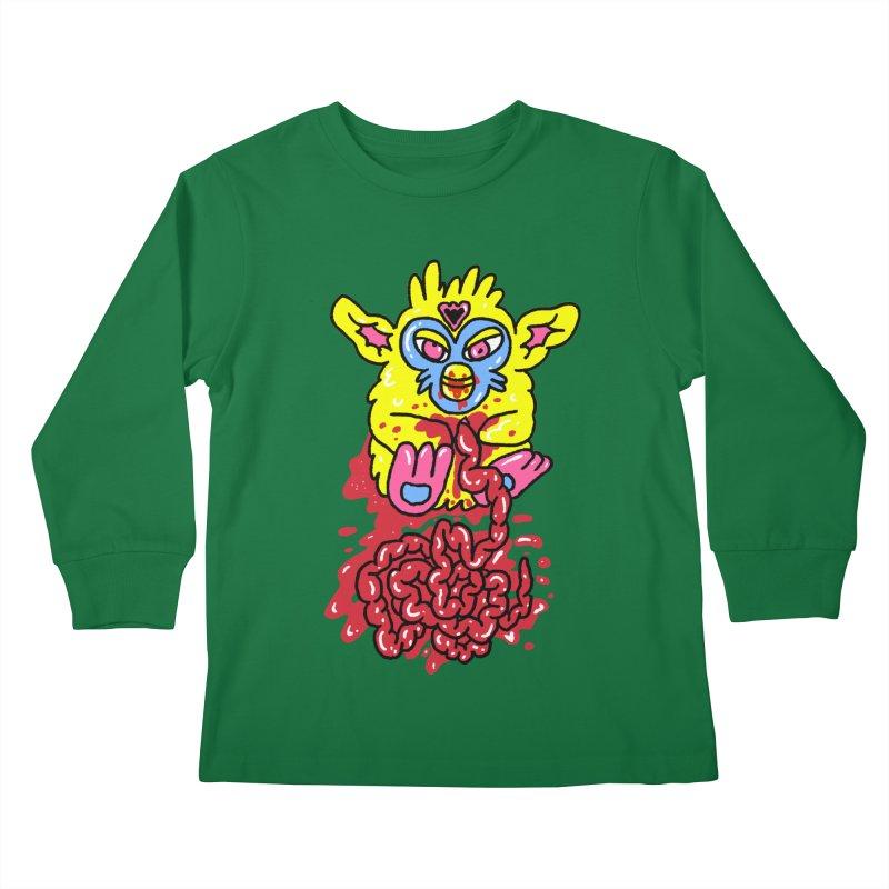 poor furby Kids Longsleeve T-Shirt by PEIPER's Artist Shop