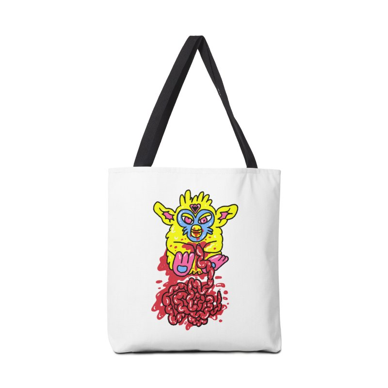 poor furby Accessories Tote Bag Bag by PEIPER's Artist Shop