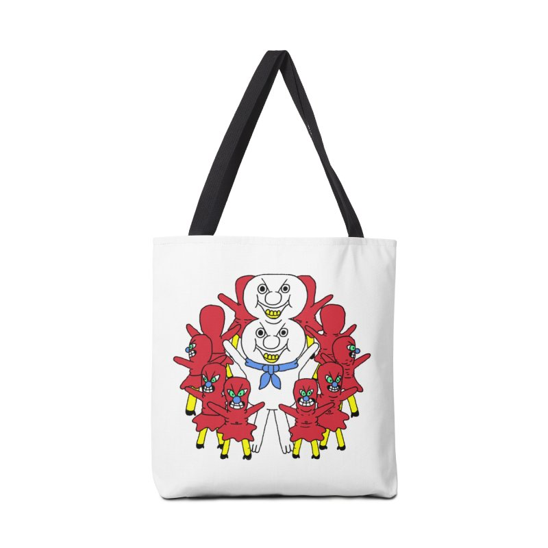 muntant girl gang Accessories Tote Bag Bag by PEIPER's Artist Shop