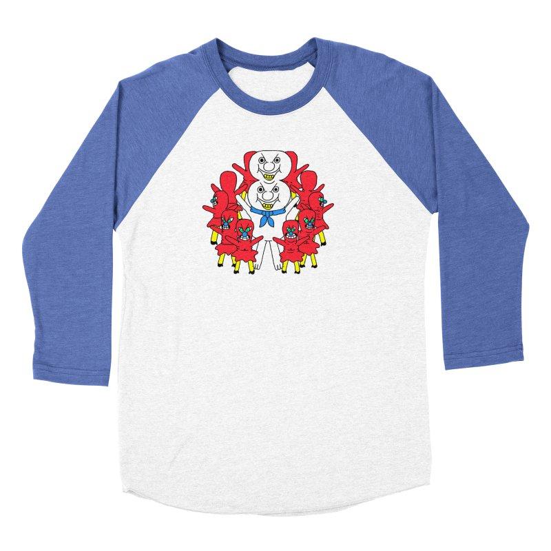 muntant girl gang Men's Baseball Triblend Longsleeve T-Shirt by PEIPER's Artist Shop