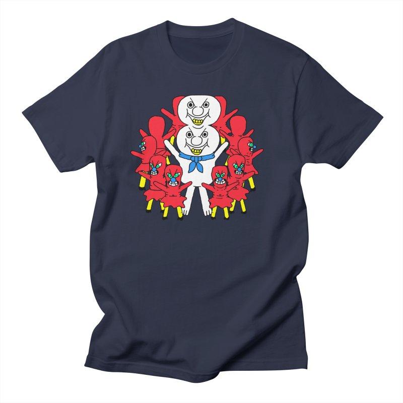 muntant girl gang Women's Regular Unisex T-Shirt by PEIPER's Artist Shop