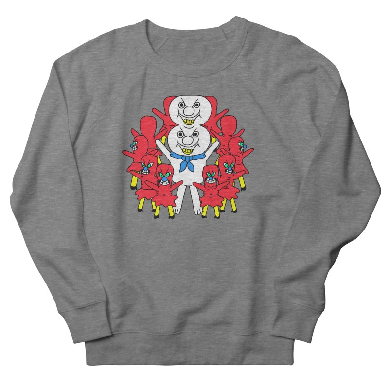 muntant girl gang Women's French Terry Sweatshirt by PEIPER's Artist Shop