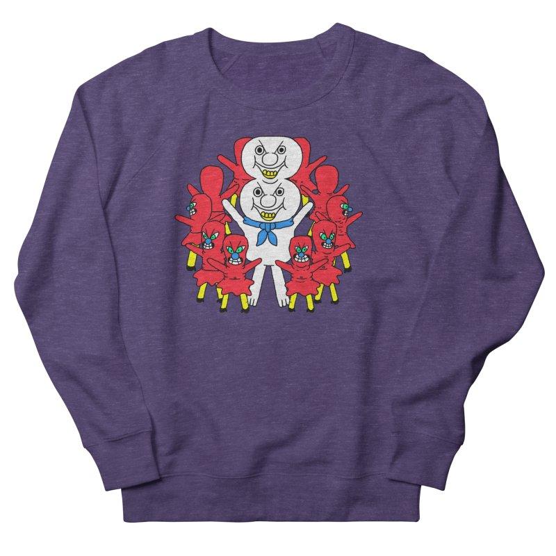 muntant girl gang Men's French Terry Sweatshirt by PEIPER's Artist Shop