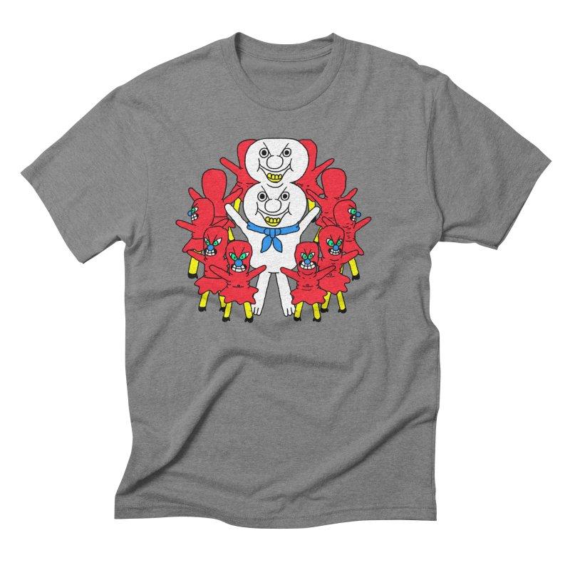 muntant girl gang Men's Triblend T-Shirt by PEIPER's Artist Shop