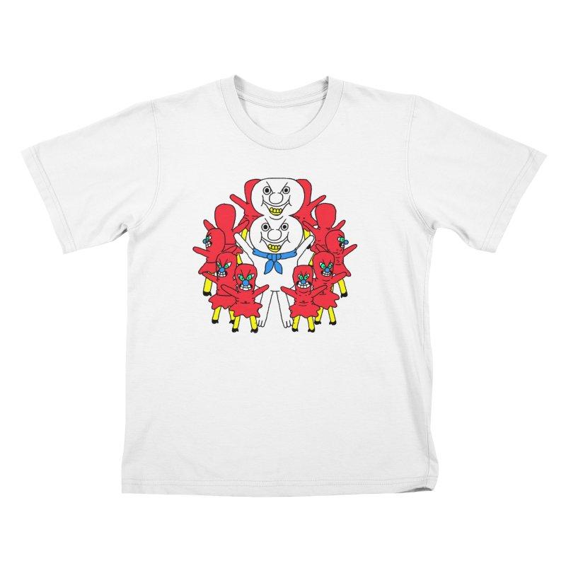 muntant girl gang Kids T-Shirt by PEIPER's Artist Shop