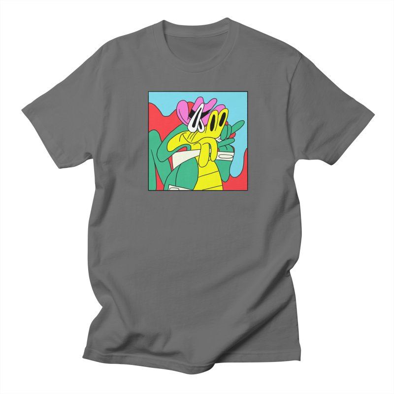 lagarto juancho Men's T-Shirt by PEIPER's Artist Shop
