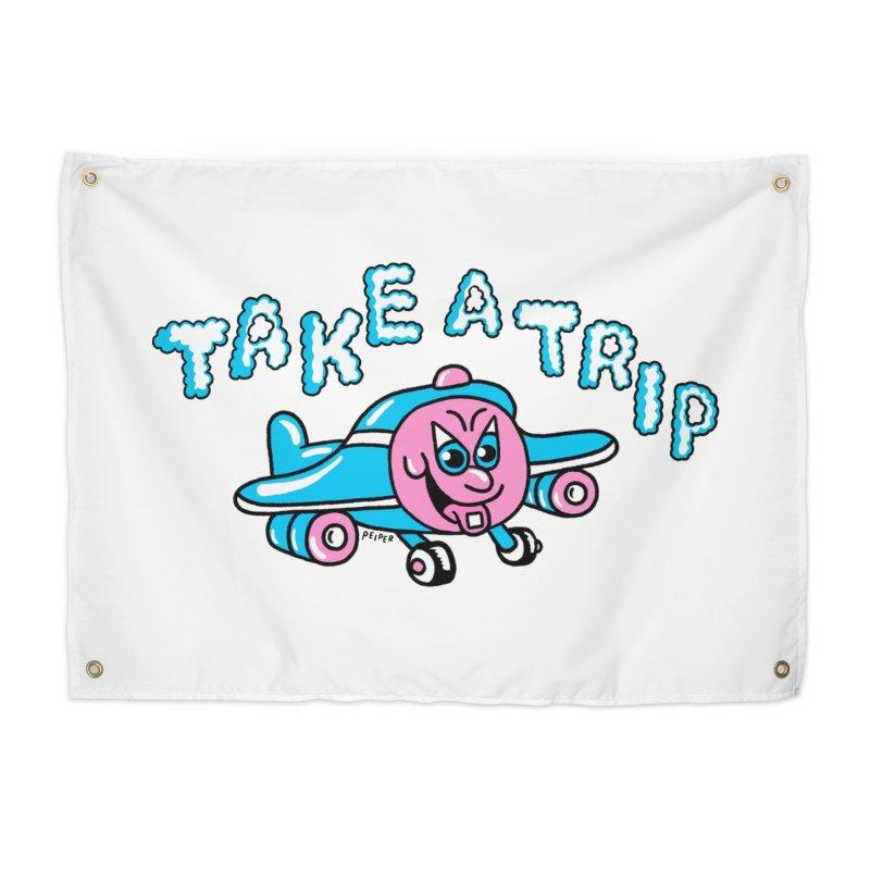 take a trip Home Tapestry by PEIPER's Artist Shop
