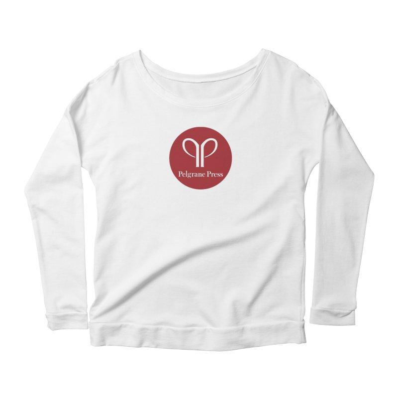 Pelgrane Icon Women's Scoop Neck Longsleeve T-Shirt by pelgrane's Artist Shop