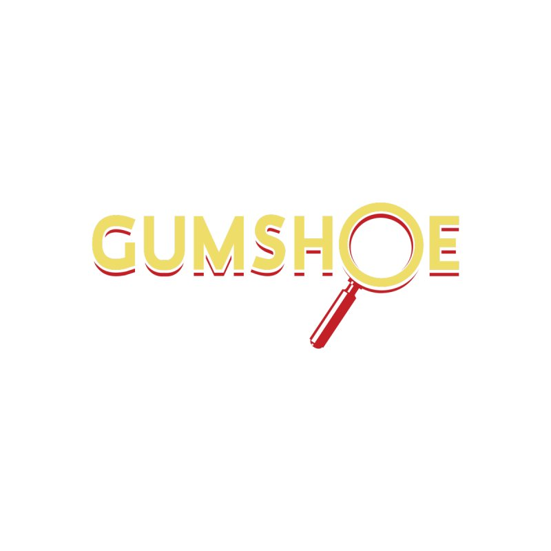 Gumshoe Logo Accessories Phone Case by pelgrane's Artist Shop