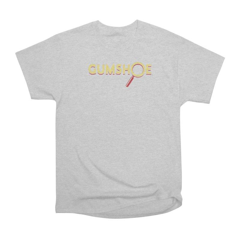 Gumshoe Logo Men's T-Shirt by Pelgrane's Artist Shop