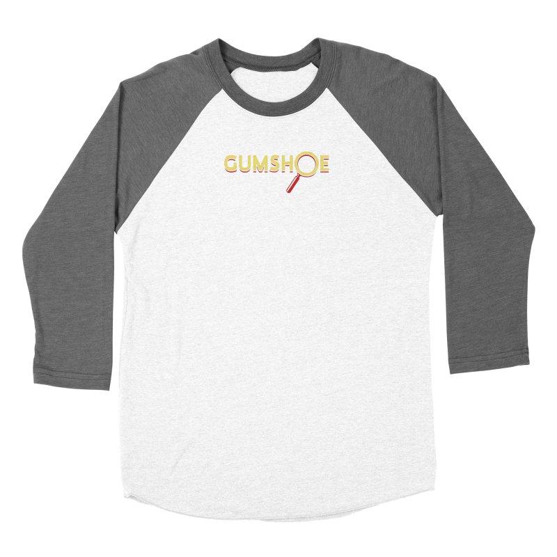 Gumshoe Logo Women's Longsleeve T-Shirt by Pelgrane's Artist Shop