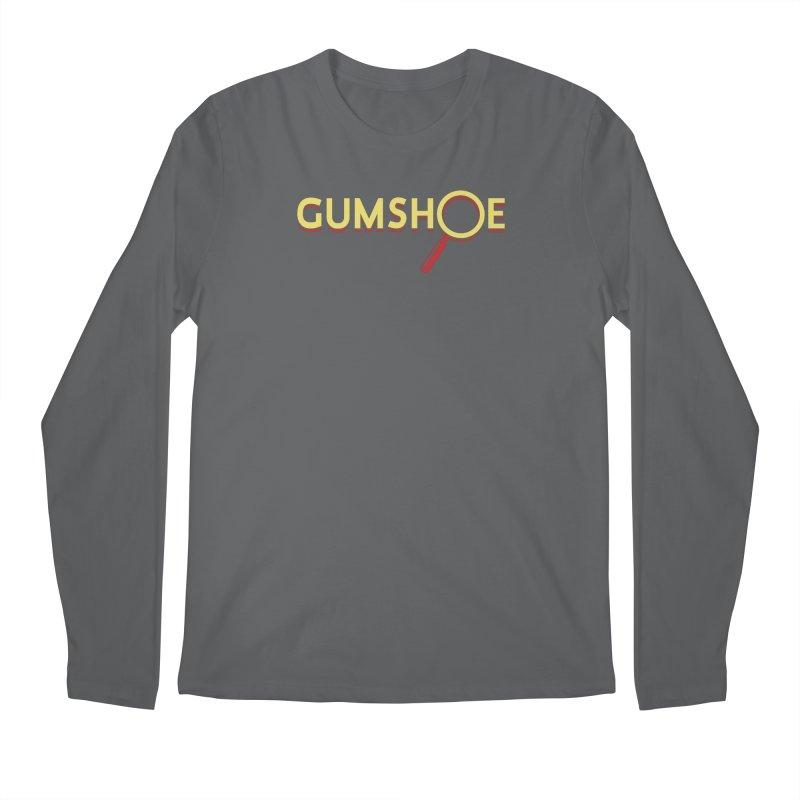 Gumshoe Logo Men's Longsleeve T-Shirt by pelgrane's Artist Shop