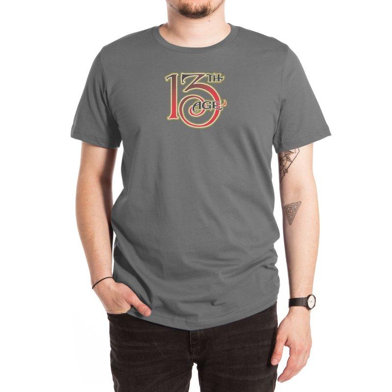 13th Age Logo Men's T-Shirt by pelgrane's Artist Shop