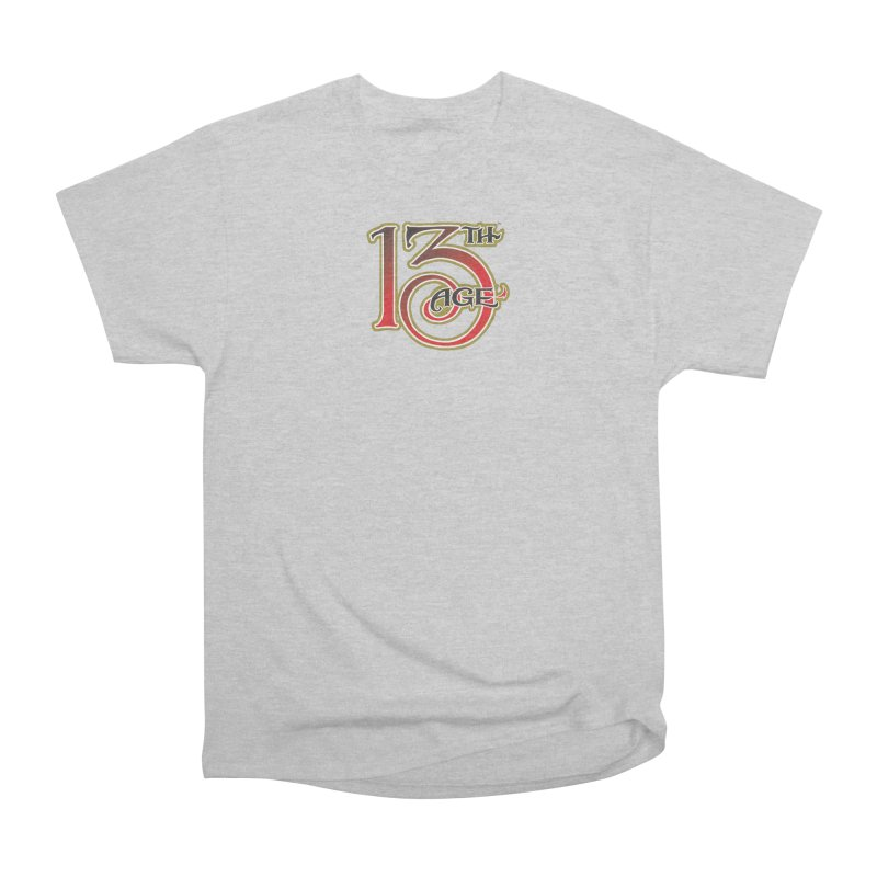 13th Age Logo Women's Heavyweight Unisex T-Shirt by pelgrane's Artist Shop