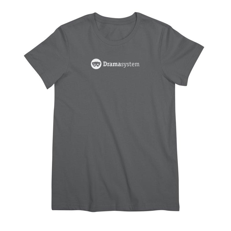 DramaSystem Logo Women's T-Shirt by pelgrane's Artist Shop