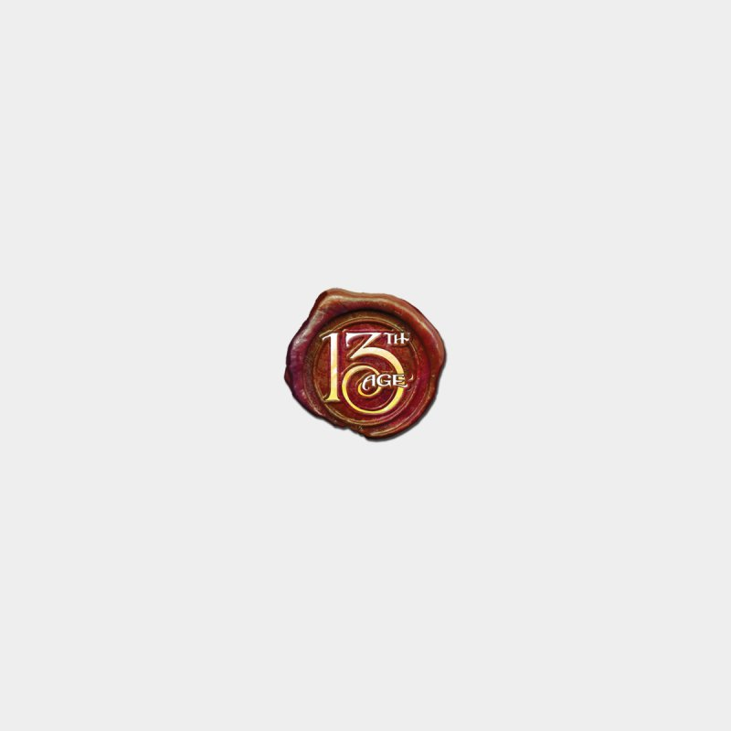 13th Age Seal Accessories Sticker by pelgrane's Artist Shop