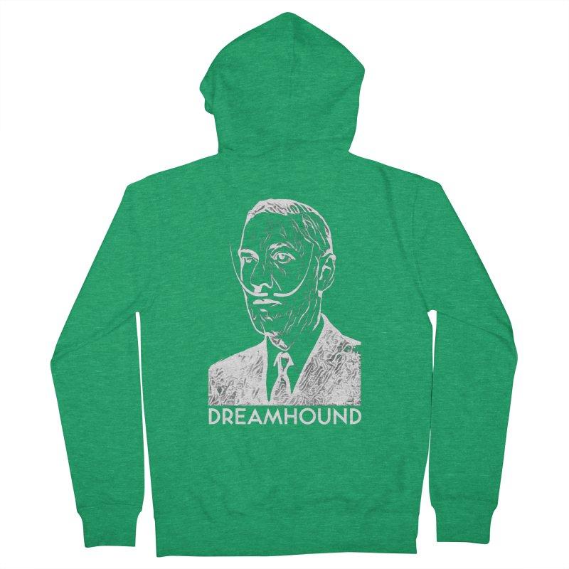 Dreamhound Men's Zip-Up Hoody by Pelgrane's Artist Shop